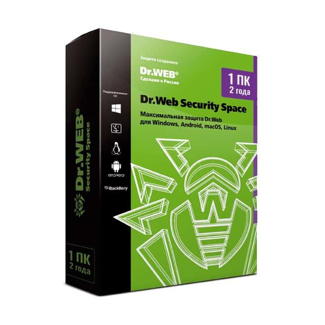 Dr.Web Security Space | دکتر وب سکیوریتی اسپیس