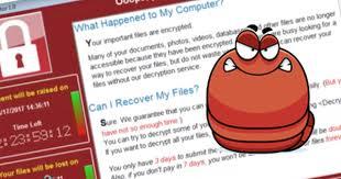 تهاجم گسترده ویروس باجگیر « واناکرای WannaCry »