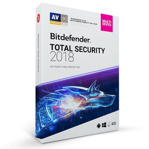 Bitdefender Total Security 3 Device