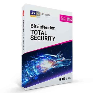 Bitdefender Total Security 1 Device | بیت دیفندر توتال سکیوریتی ۱ دستگاه