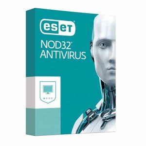 ESET Nod32 Antivirus   اییست ناد ۳۲ آنتی ویروس