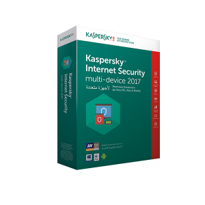 Kaspersky Internet Security 4 Device (Mutli Device)