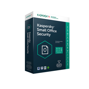 Kaspersky Small Office Security 10 + 1