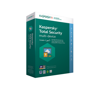 Kaspersky Total Security 3 Device (Multi Device)